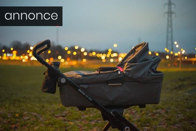 Få styr på barnevogn og udstyr og få ro i sindet, inden du får et barn